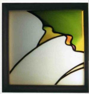 上質ステンドガラス