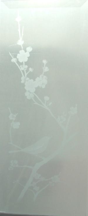 小鳥 樹 サンドブラスト